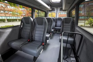 EVM specialise in Mercedes Sprinter Minibus conversions. We offe