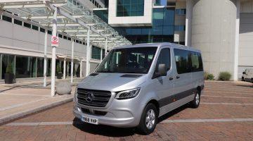 EVM Minibus Conversions | New & Used Mercedes Sprinter Minibus Sales