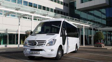 EVM Minibus Conversions   New & Used Mercedes Sprinter Minibus Sales